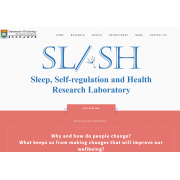 Sleep, Self-regulation and Health Research Laboratory